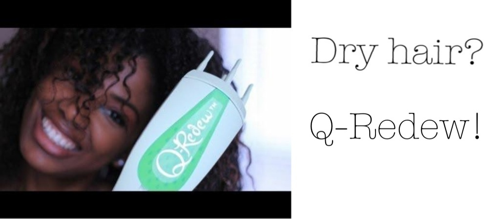 The Q-Redew Hair Steamer Review