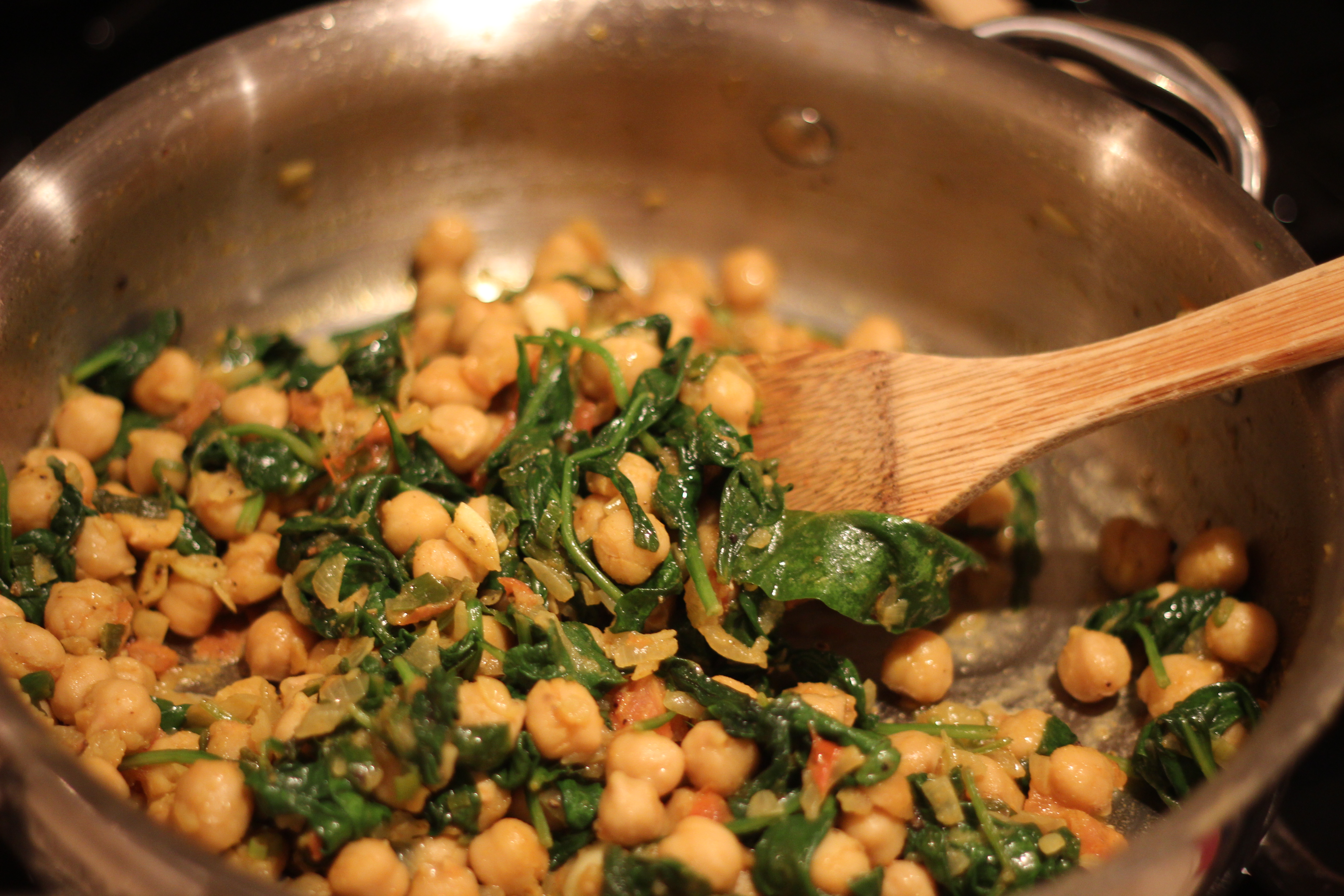 Flavor Your Chicky Chickpeas!
