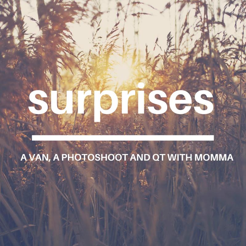 suprises